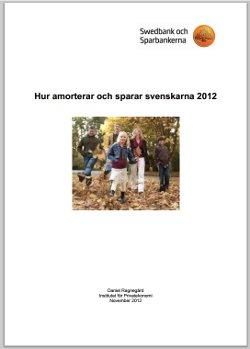 Rapport och amortering från Swedbank