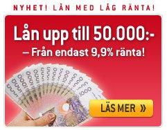 Thorn lån upp till 50 000 kr