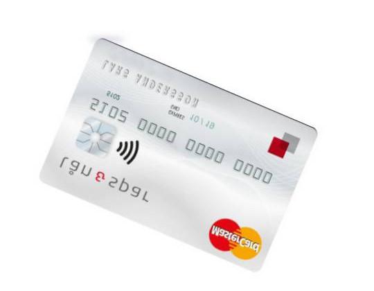 Mastercard kreditkort från Lån & Spar Bank