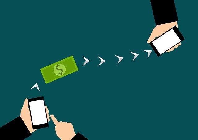 låna ut pengar, mobil överföring